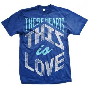 These Hearts Tee