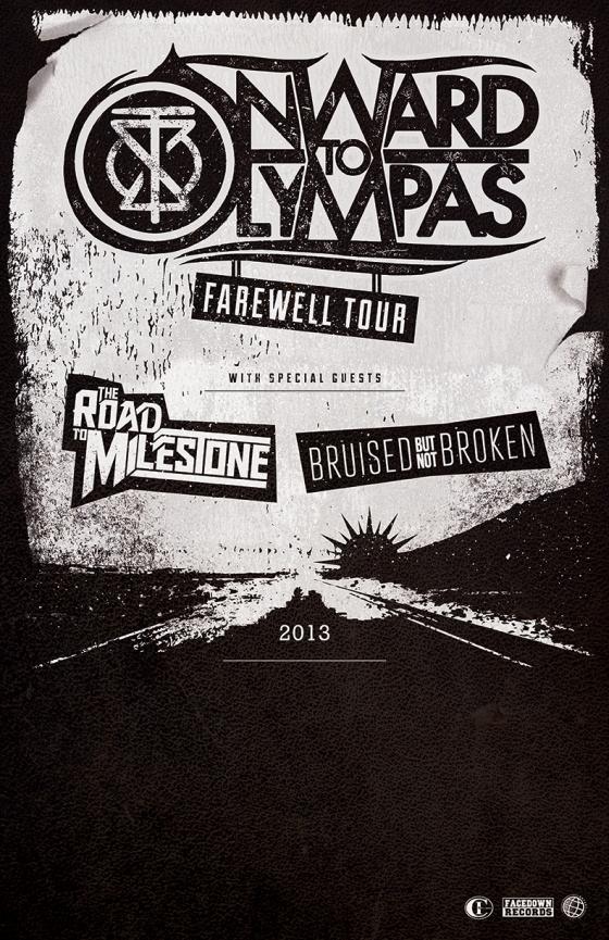 Onward to Olympas Farwell Tour