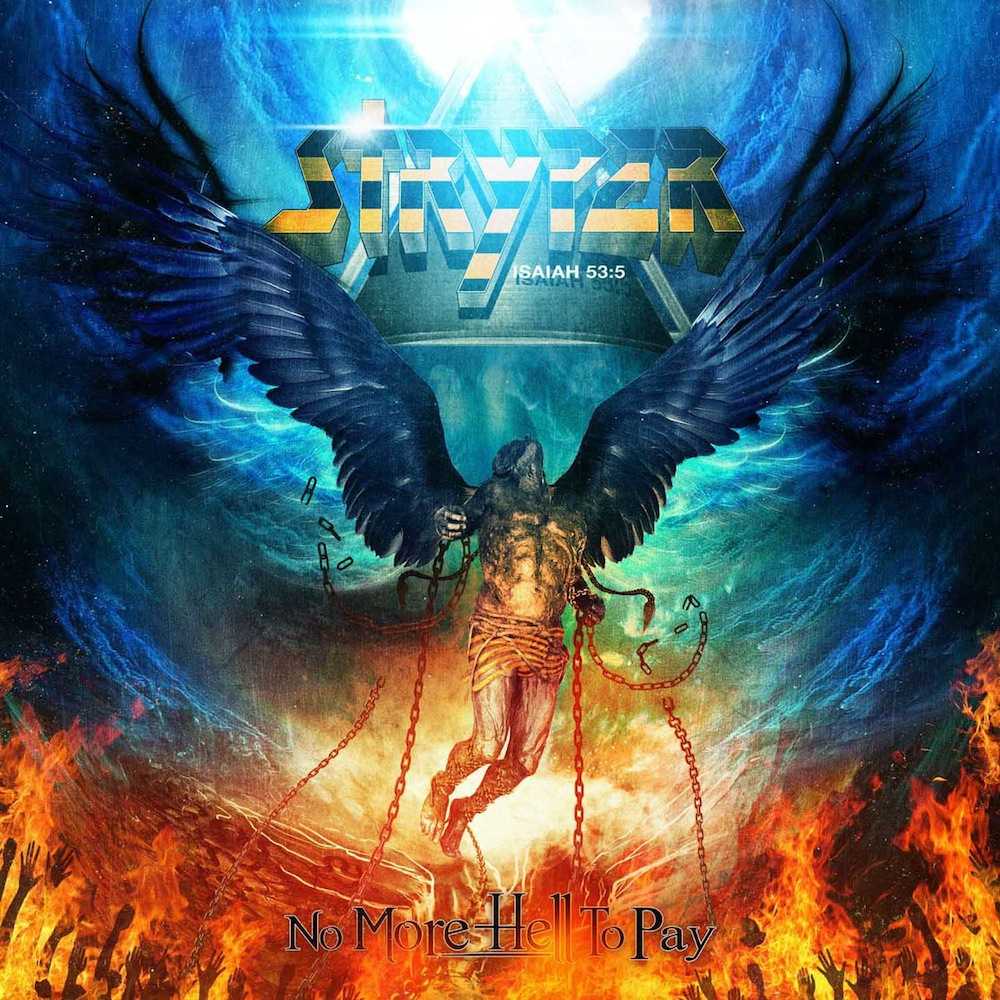 Stryper's 'No More Hell to Pay' Album Art